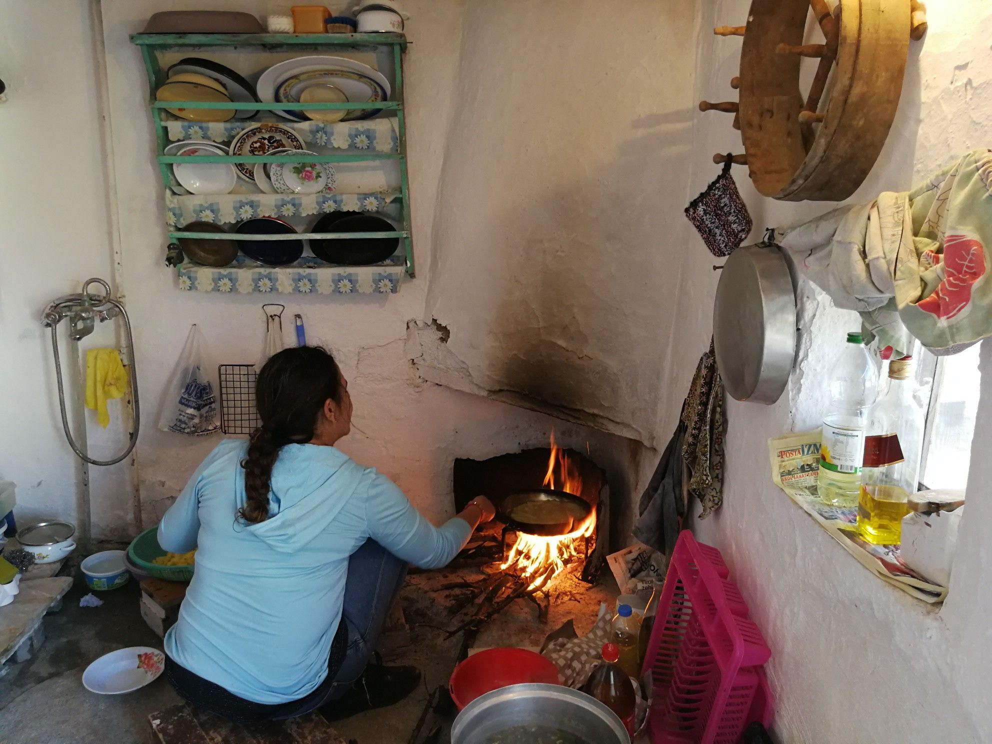 Seferihisar /Bademler Köyü